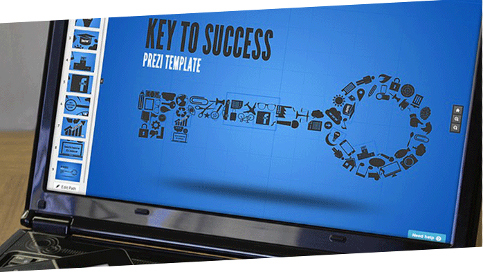 prezi, presentacion, slide, diapo, moderno, nuevo, gratis